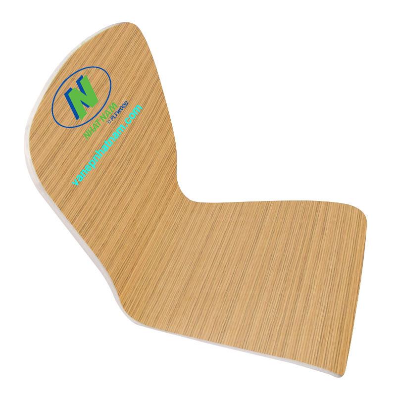 Ghế gỗ ván ép phủ veneer 15
