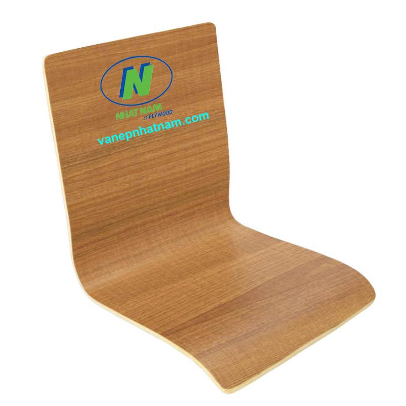 Lưng ghế uốn gỗ veneer 2