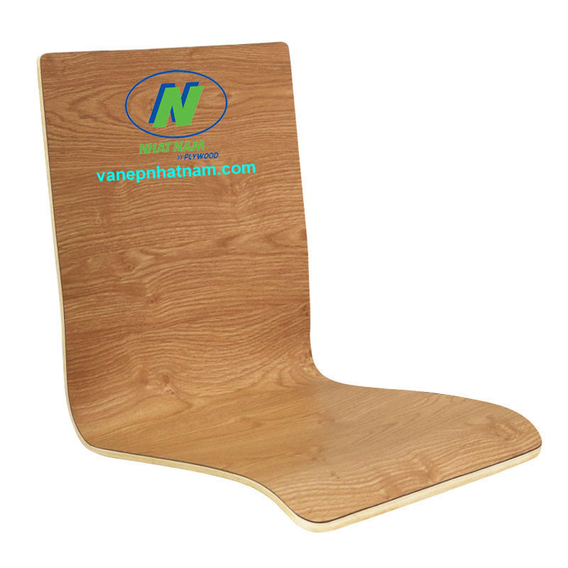 Lưng ghế uốn gỗ veneer 4