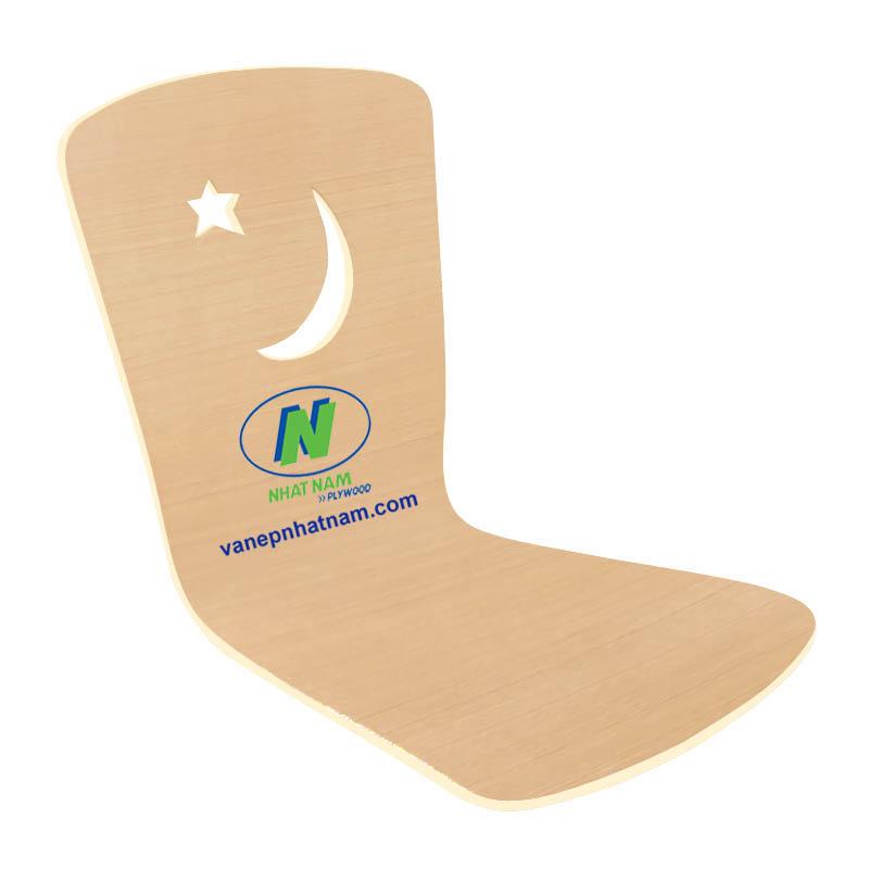 Lưng ghế gỗ veneer 44