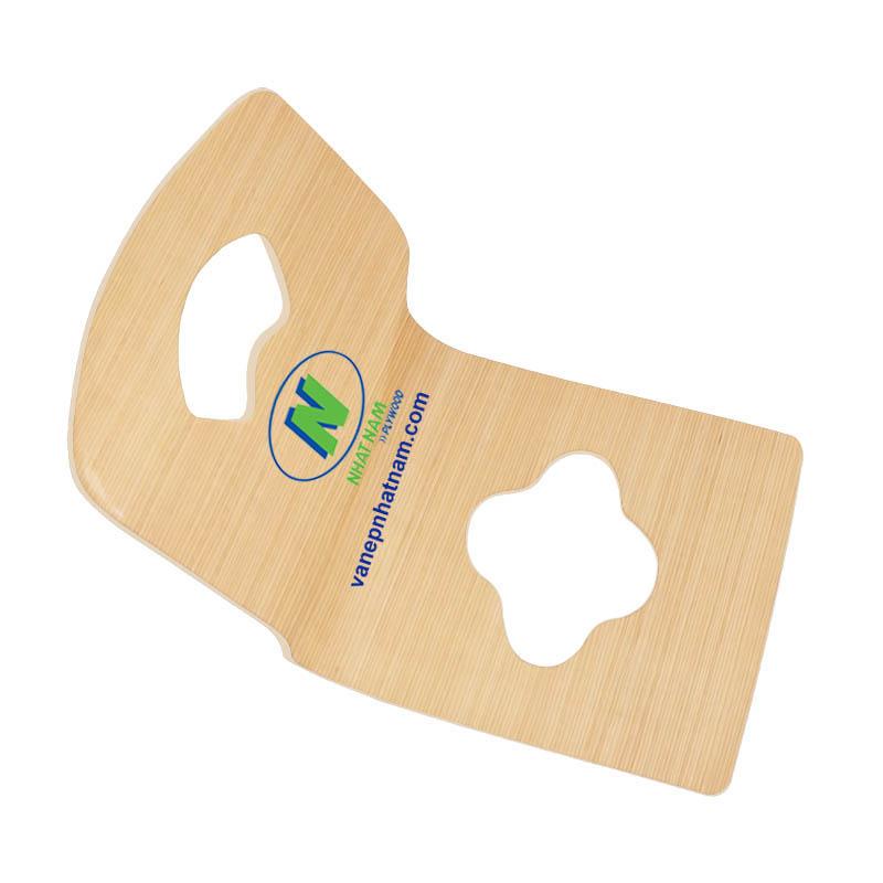 Lưng ghế gỗ veneer 45