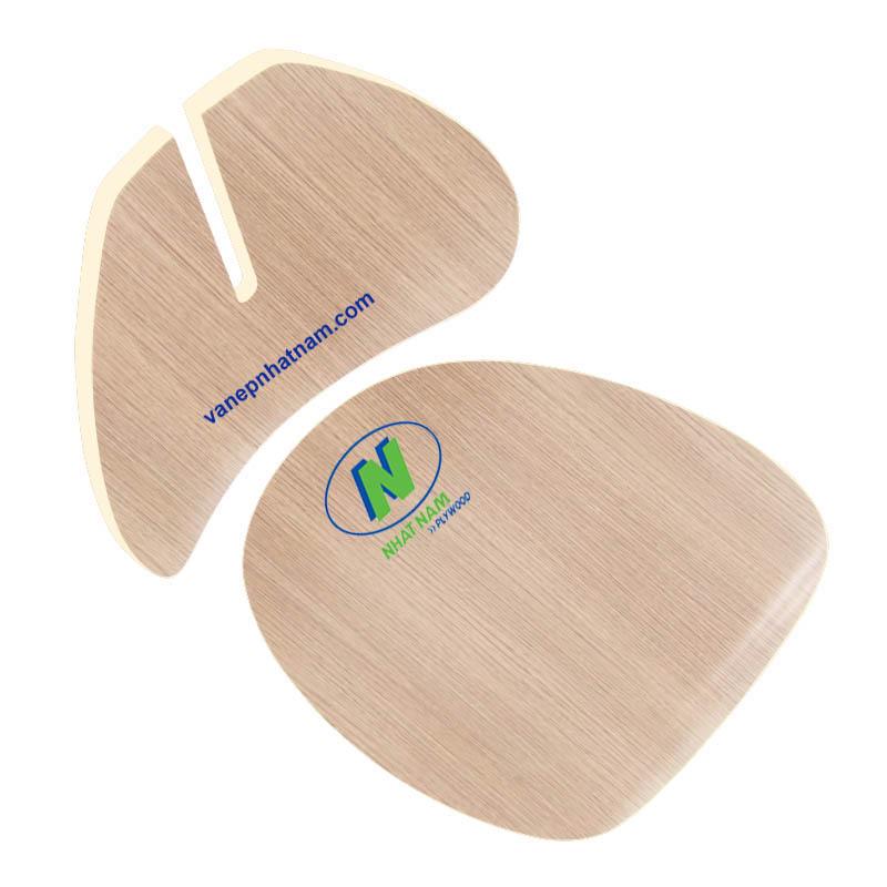 Lưng ghế gỗ veneer 46
