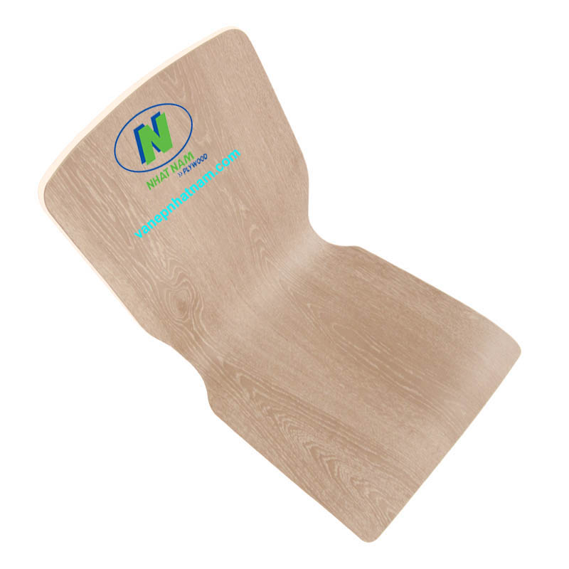 Lưng ghế gỗ veneer 47