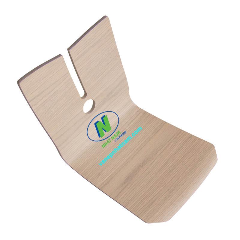 Lưng ghế gỗ veneer 48