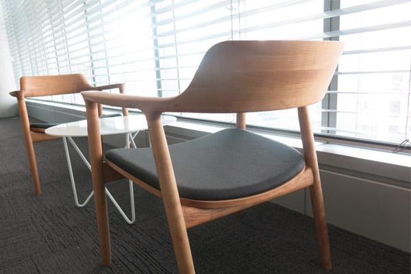 ghế gỗ ván ép
