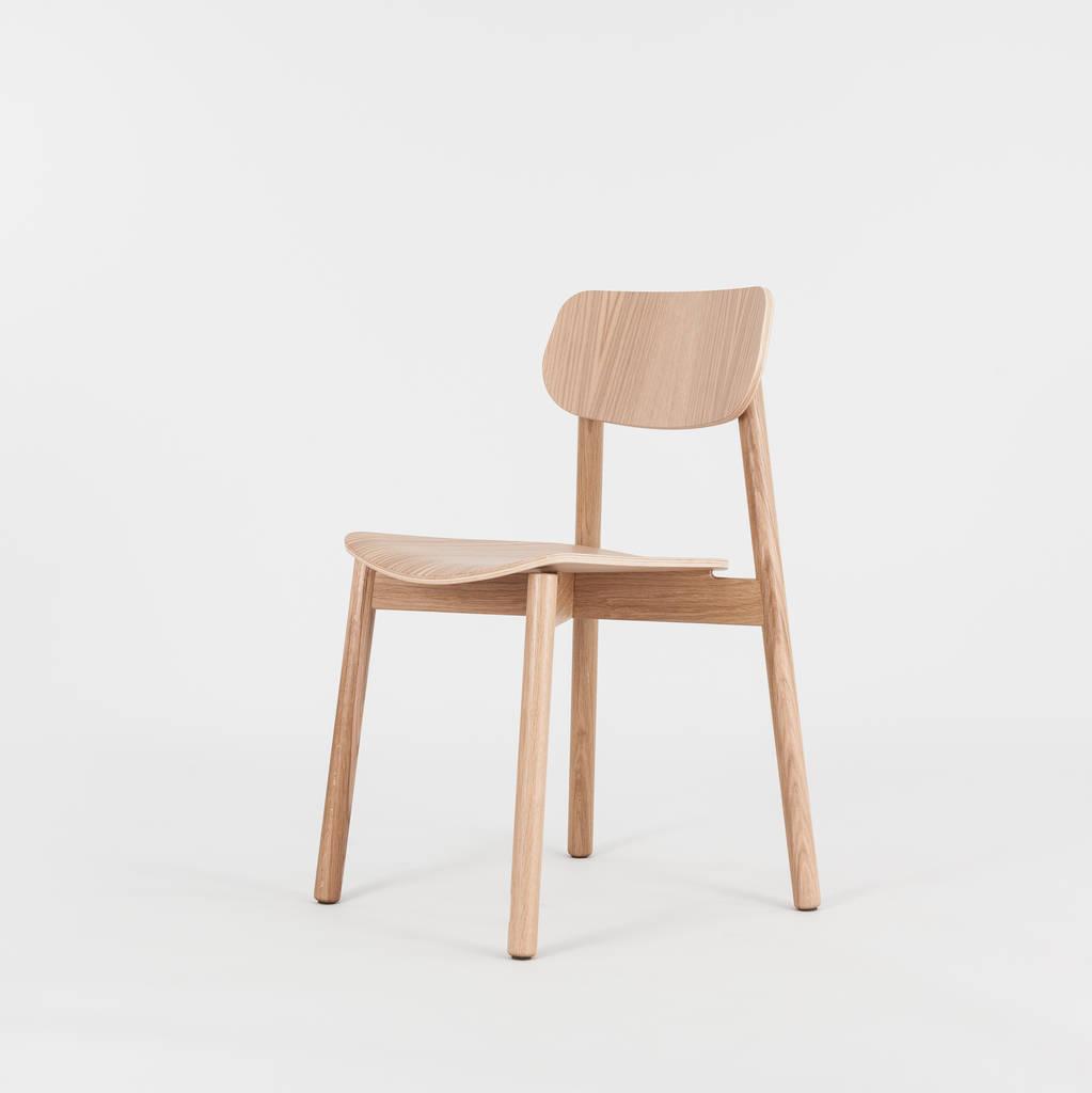 ghế gỗ ván ép dán veneer